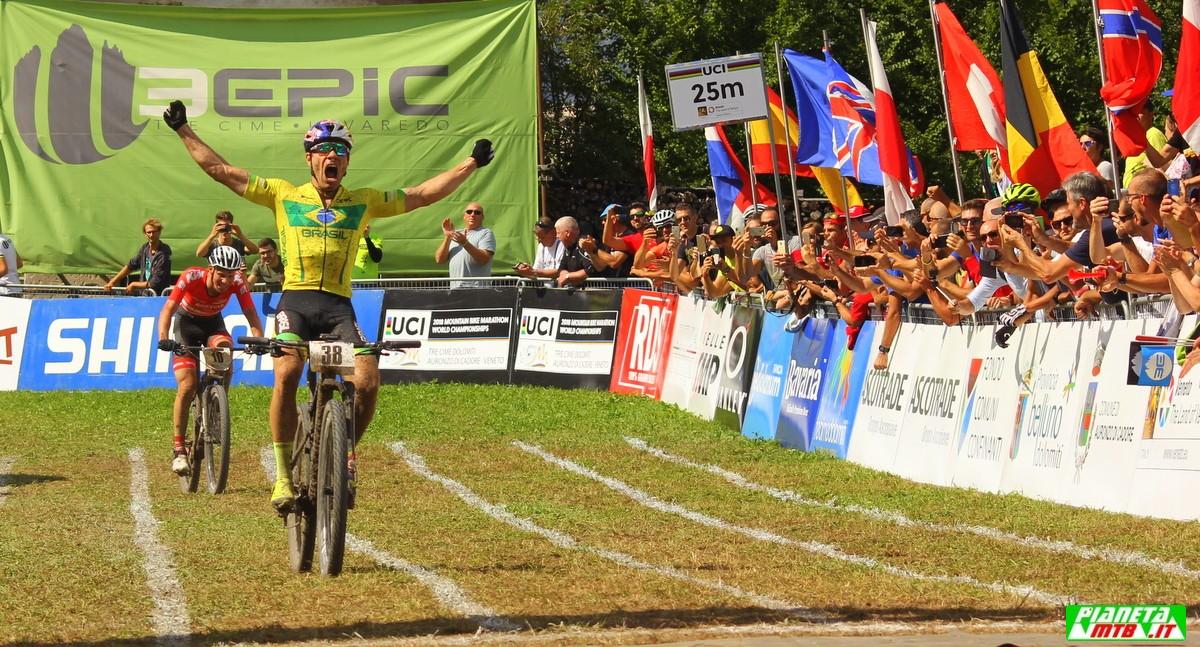 Avancini vince il mondiale marathon