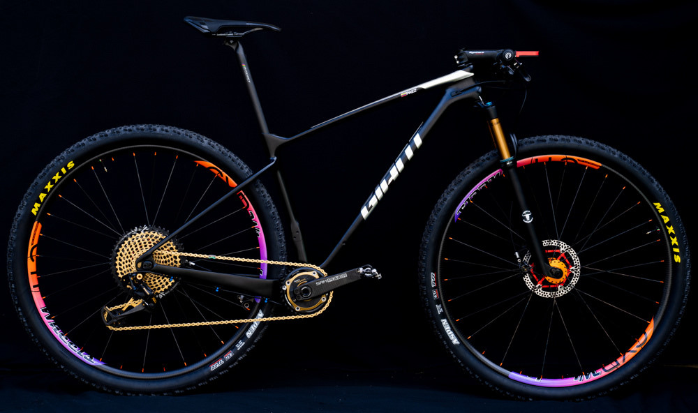 Giant XTC Advanced World Cup Limited Leo Paez
