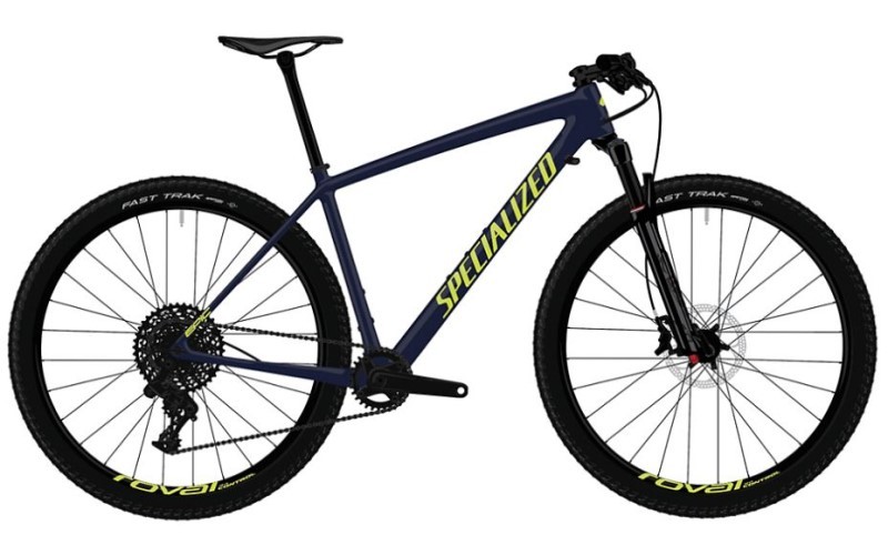 Specialized Epic HT Comp Carbon 2019