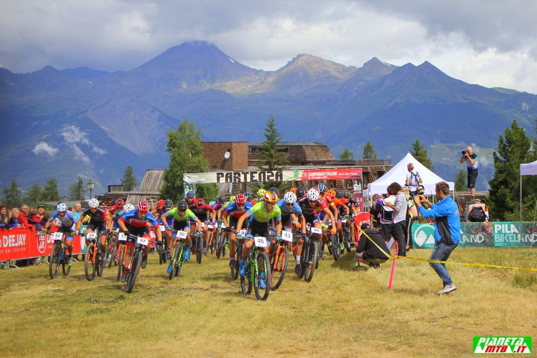 Pianeta Mtb Calendario Gare.La Bozza Del Calendario Cross Country Fci 2019 Pianeta