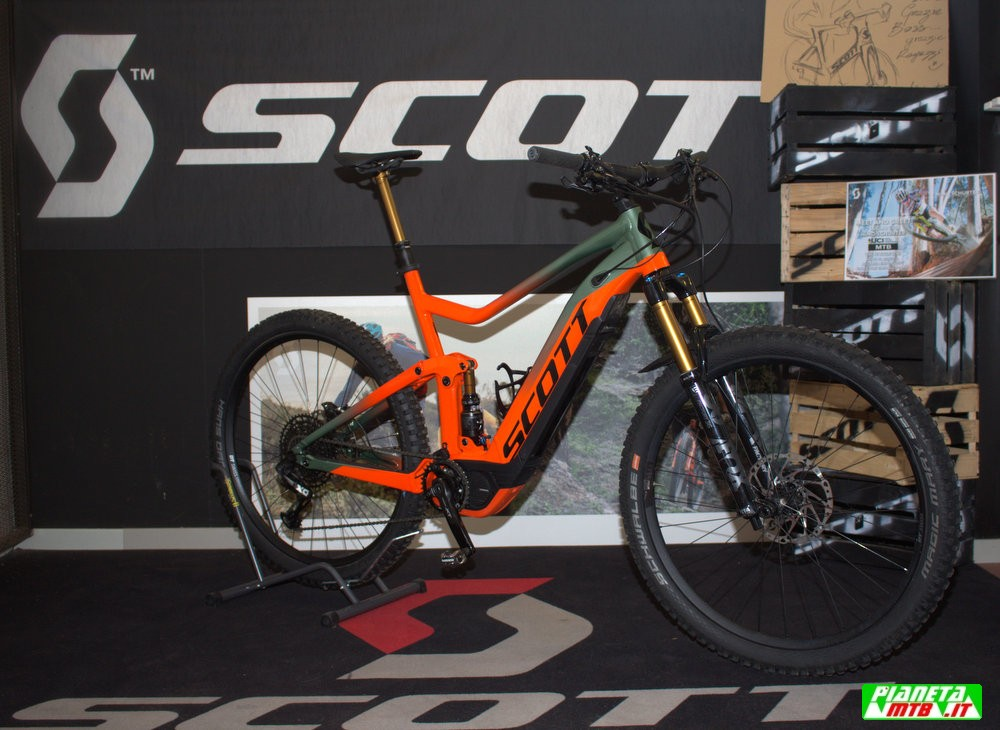 Scott eRide Genius Tuned 2019