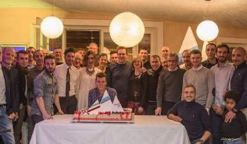 Festa Finale della Cicli Taddei per incoronare un 2018 FANTASTICO!