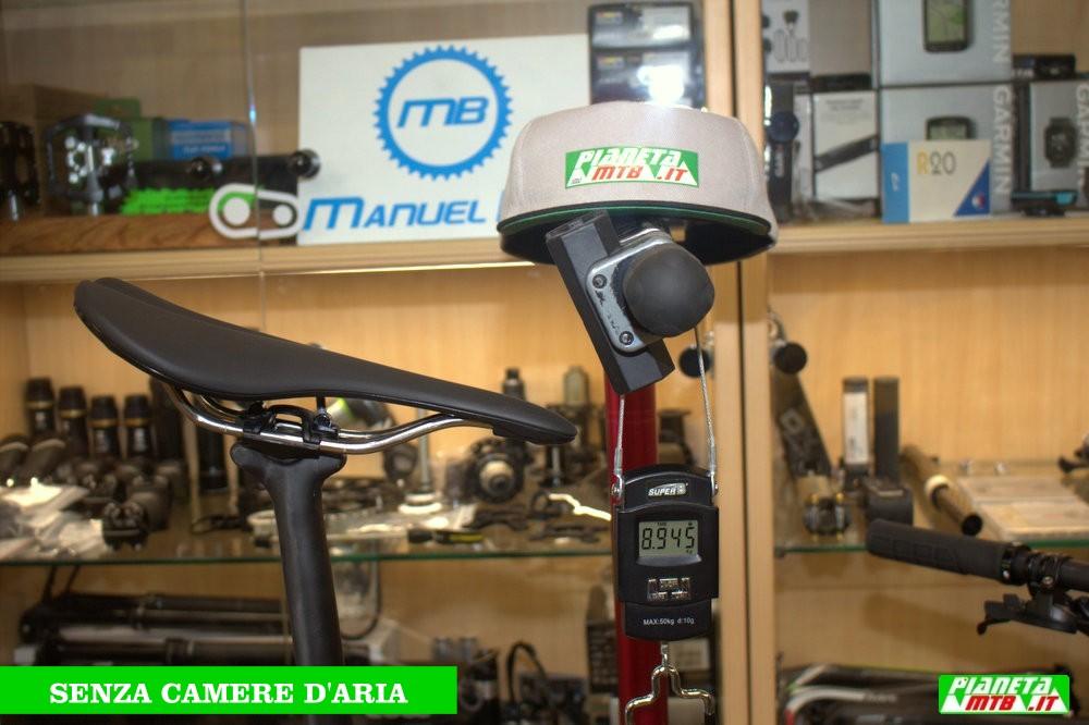 Cannondale F-Si Hi-Mod 1 peso senza camere d'aria