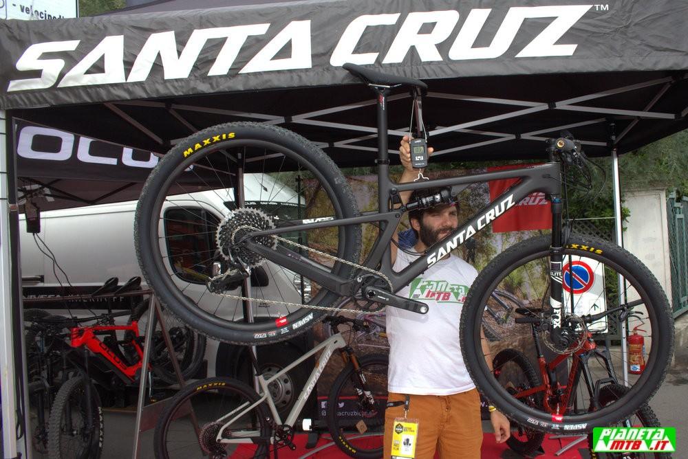 Santa Cruz Blur CC X01