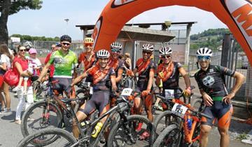 Alla Becycle Race piovono le medaglie sul Lissone MTB