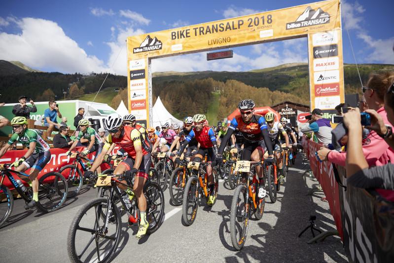 Bike Transalp 2018 - Bormio