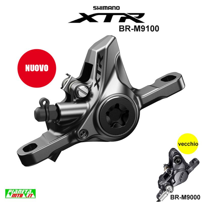 Freni Shimano XTR M9100