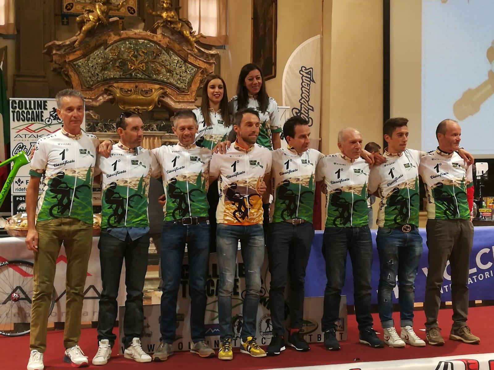 Colline Toscane MTB
