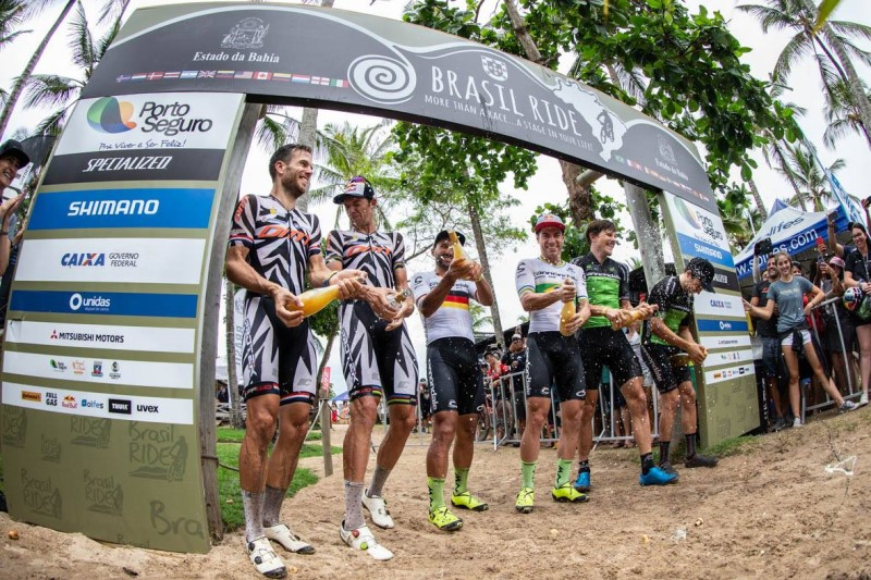 Brasil Ride vincitori settima tappa