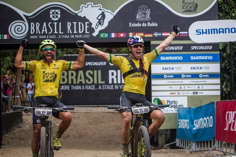Brasil Ride settima tappa