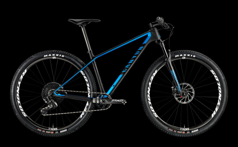 CANYON EXCEED CF SL 8.0 PRO RACE 2019