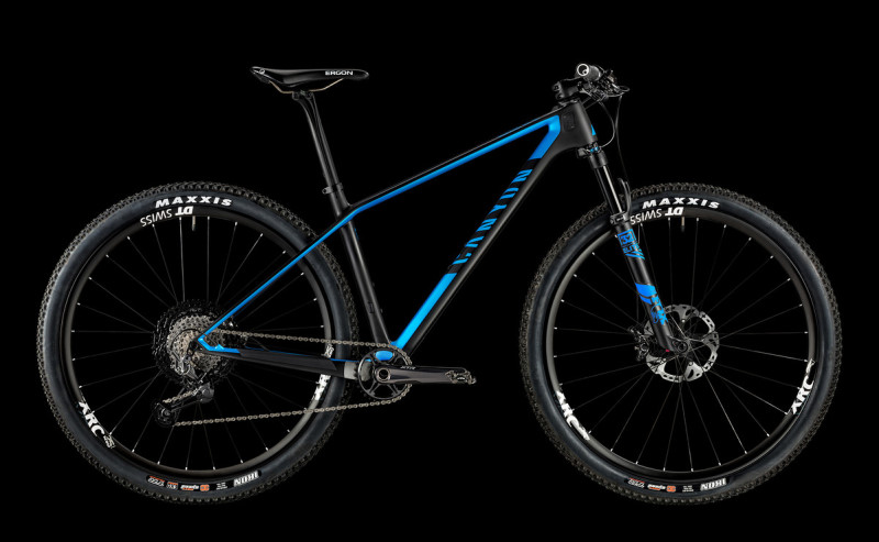 CANYON EXCEED CF SL 8.0 RACE TEAM 2019