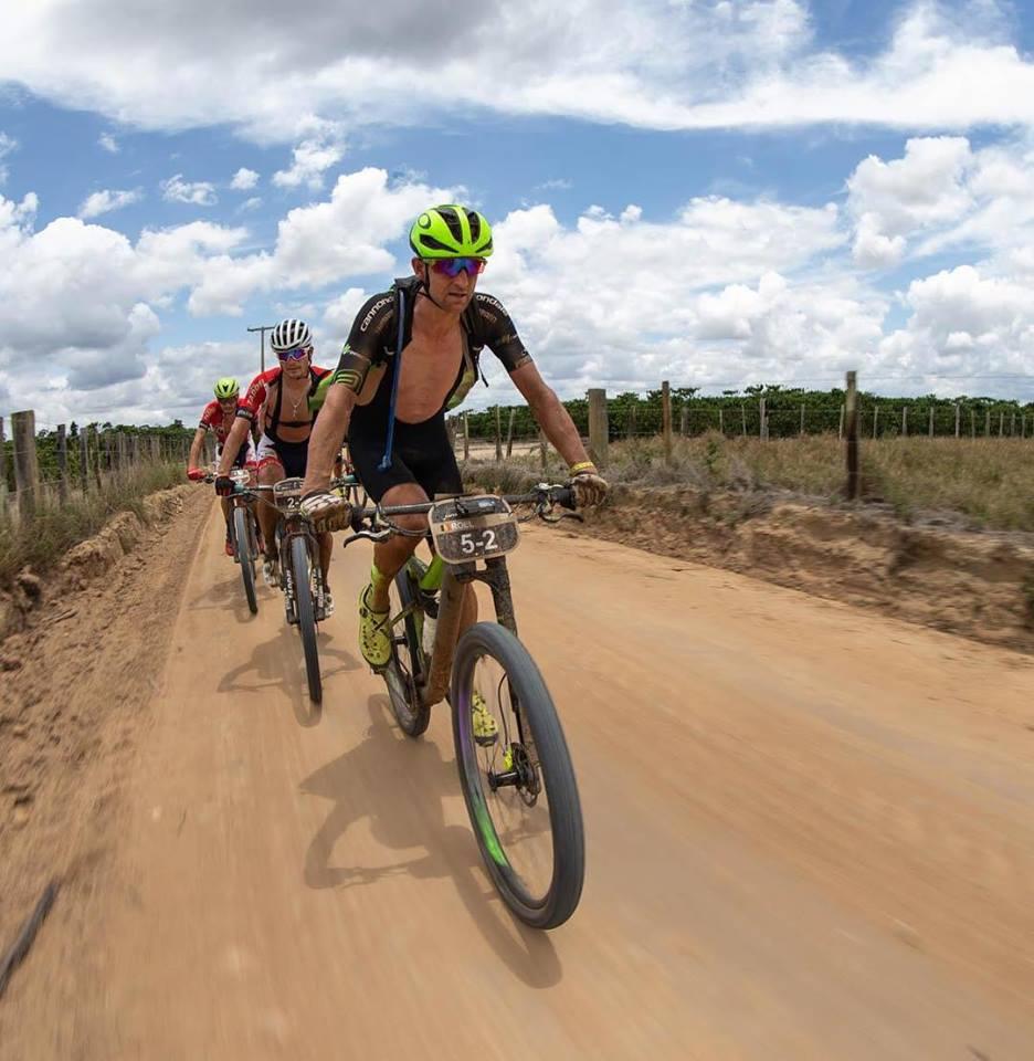 Roel Paulissen al Brasil Ride