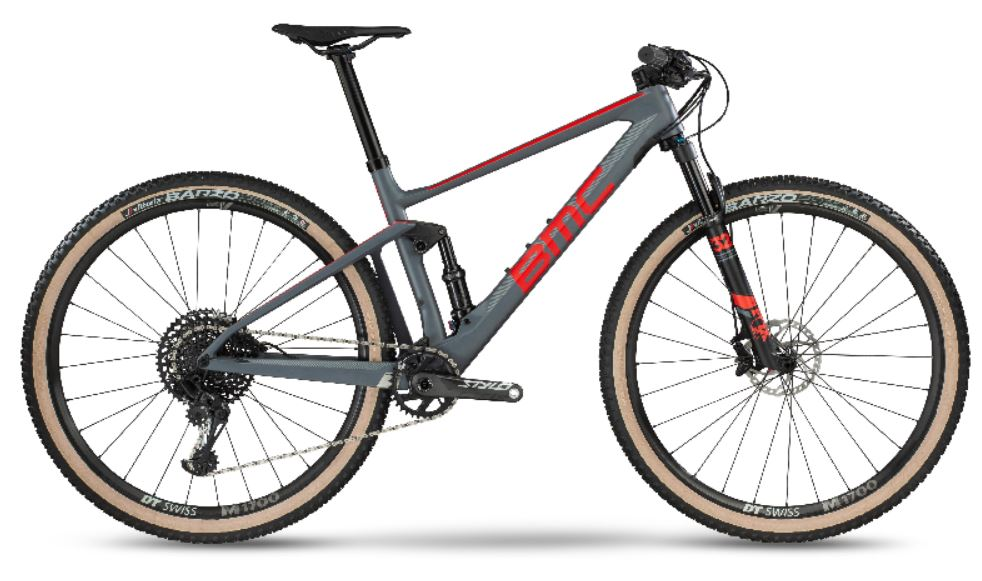 BMC Fourstroke 01 THREE 2019