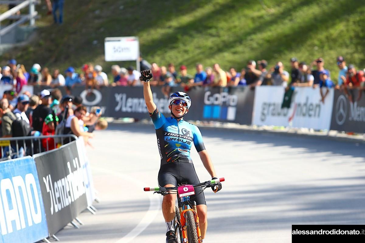 Martina Berta vince a Lenzerheide