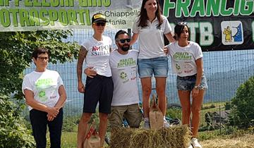 Lugagnano Off Road protagonista alla Francigena Cup