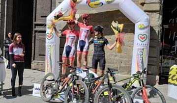 La Cicli Taddei vince ancora. Granfondo Muretto di Alassio e Rampichiana.