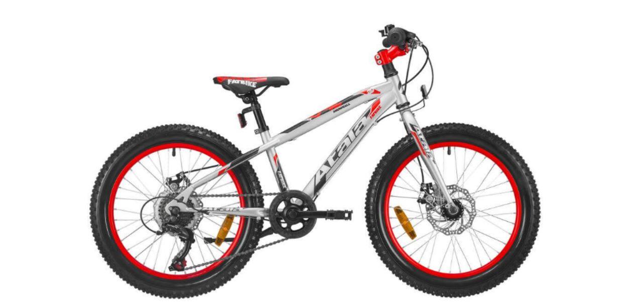 Atala Snowball 6V - mountain bike bambino