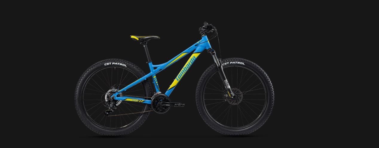 Lombardo Mozia 24 mountain bike per bambino