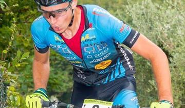Ritorno dell'Elite Simone Linetti alla New Bike 2008 Racing Team