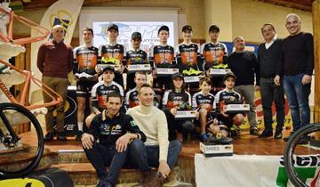 Il team Race Mountain Folcarelli Cycling ha presentato organico e programmi per la stagione 2019