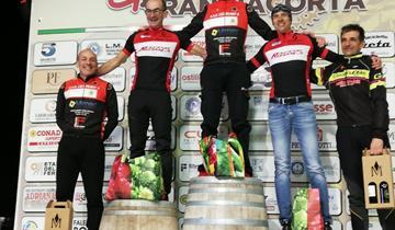 Buona la prima del Racing Rosola alla GF Terre di Franciacorta