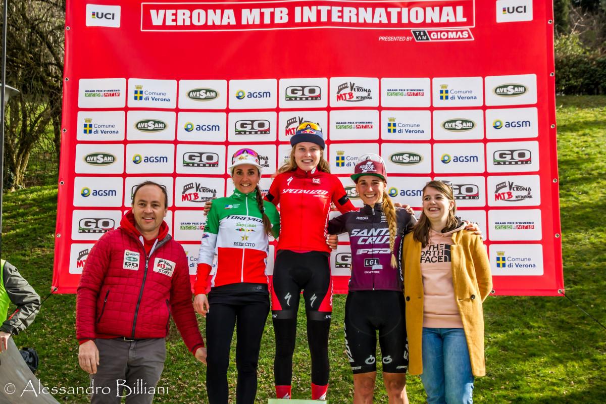 2965035881 La Lechner ha corso per la prima volta con la divisa del team Torpado  Südtirol, terza Greta Seiwald (+1' 25'') Santa Cruz FSA), grande  rivelazione di questo ...
