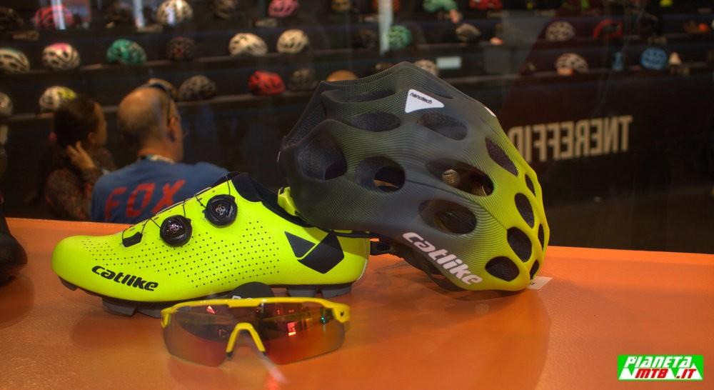 Catlike Whisper Oval MTB Carbon scarpe da mountain bike