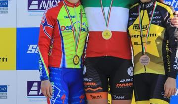 KTM PROTEK DAMA festeggia Letizia Motalli, neo Campionessa Italiana di ciclocross