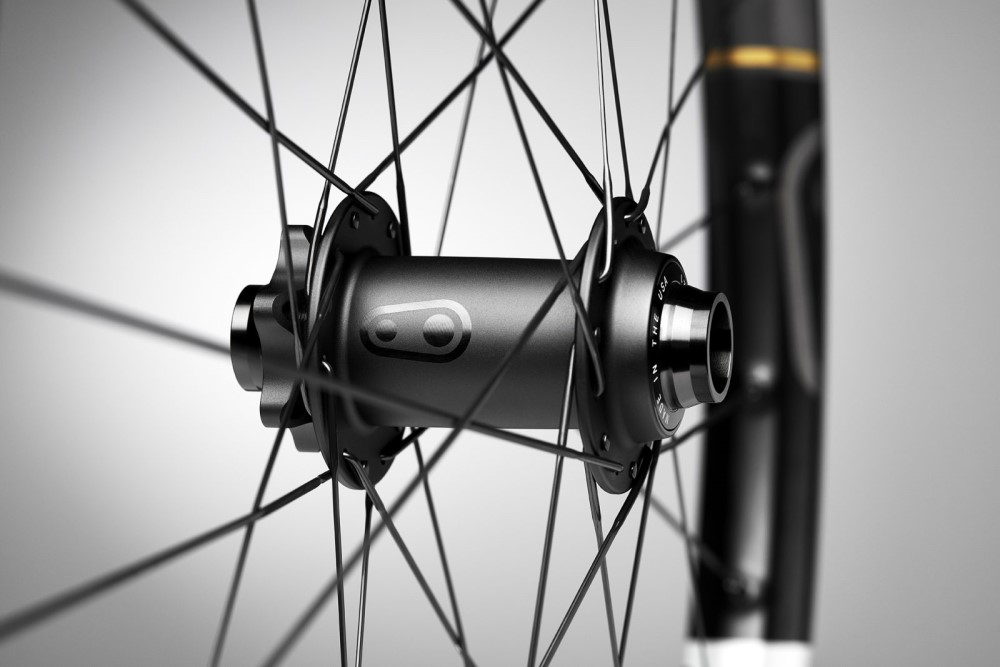 Ruote Crank Brothers Synthesis XCT 11
