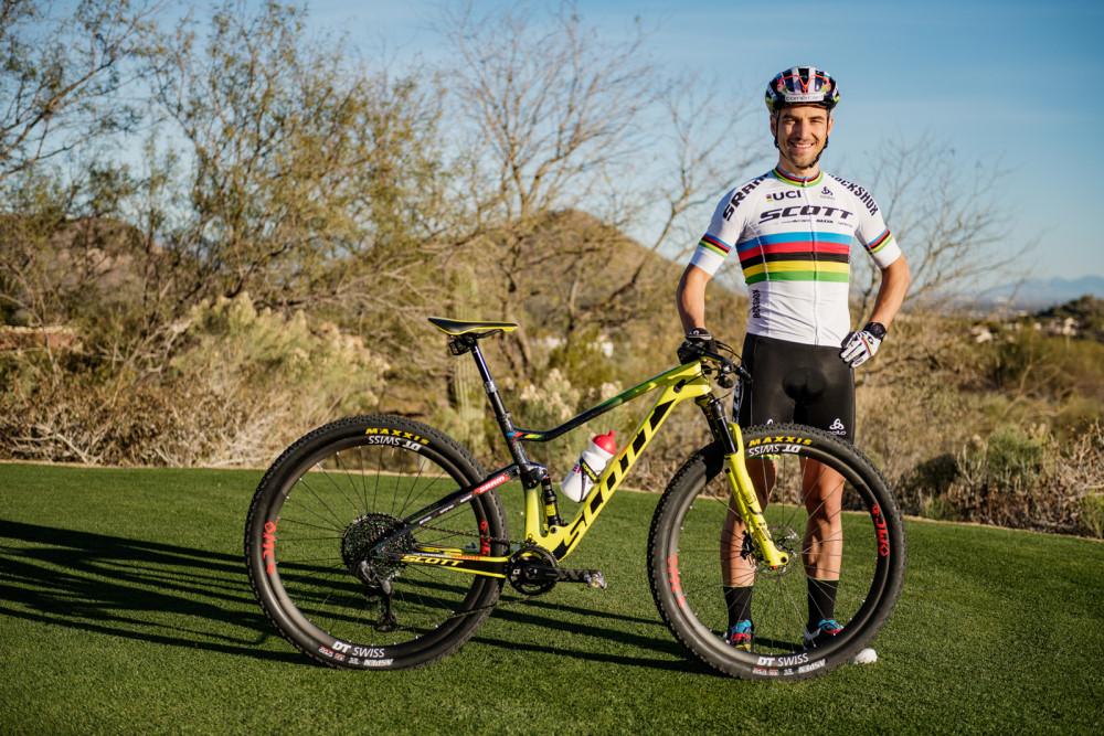 Scott Spark RC Nino Schurter 2019