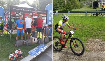 Racing Rosola Bike, Nicolini 2° assoluto a cronometro