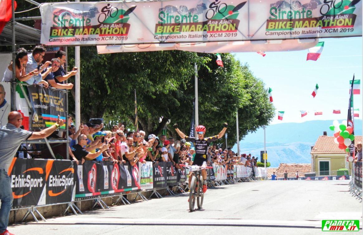 Samuele Porro vince il campionato italiano marathon 2019