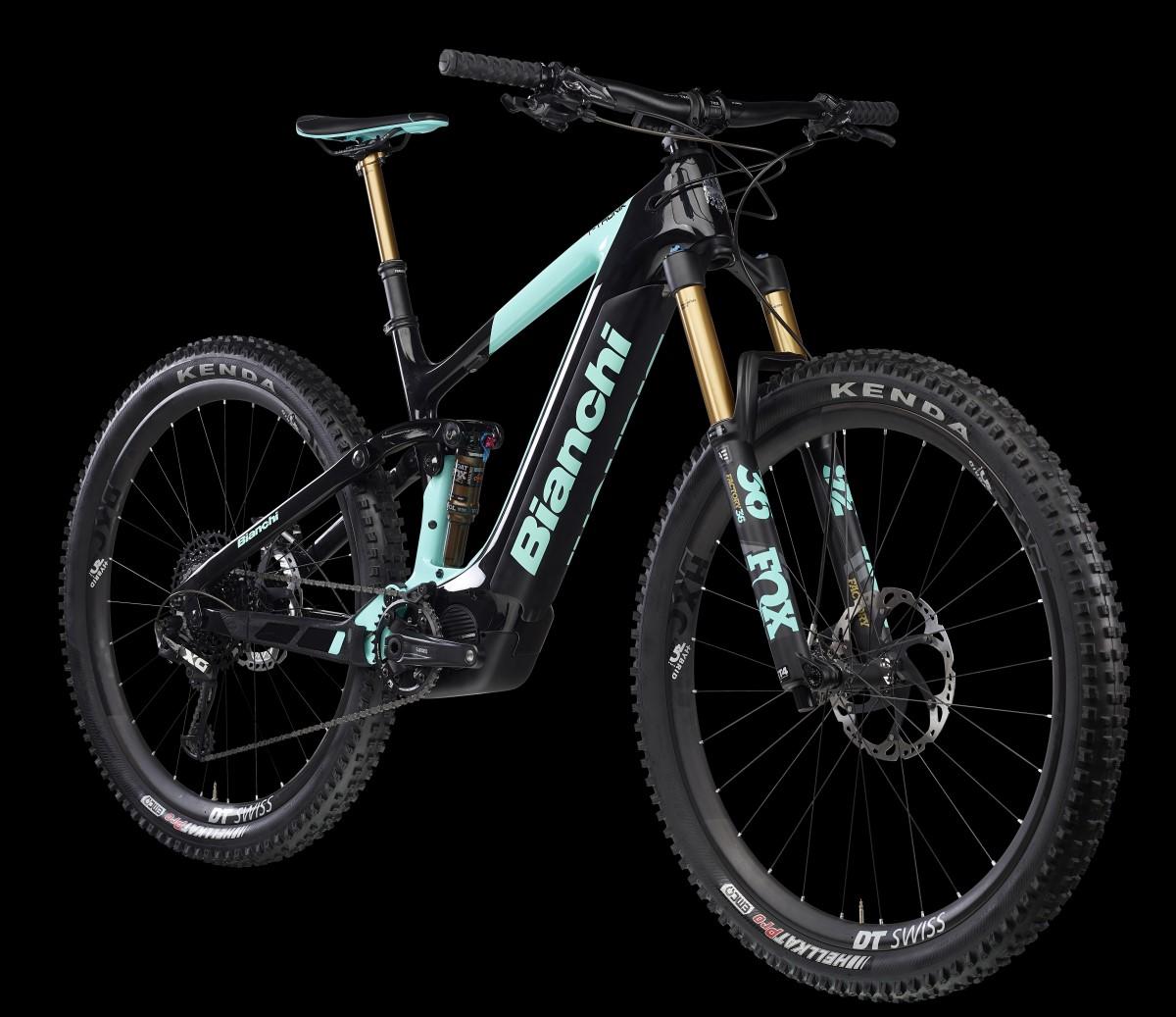 Bianchi Presenta T Tronic La Sua Nuova Famiglia Di E Bike Declinata