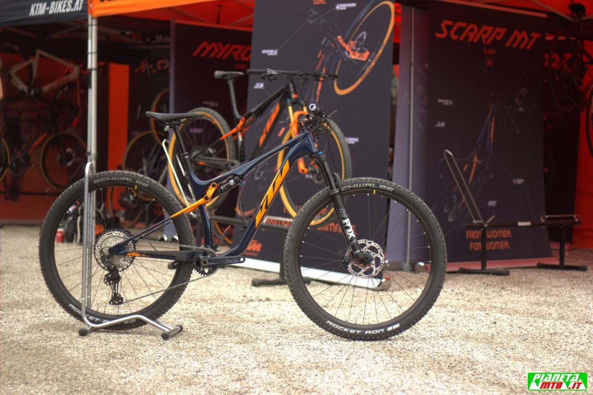 KTM Scarp MT Glorius