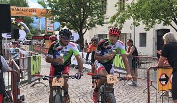Racing Rosola Bike, Bettelli torna alle corse alla Transalp