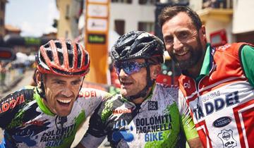 Racing Rosola, Bettelli secondo alla Transalp con Degasperi