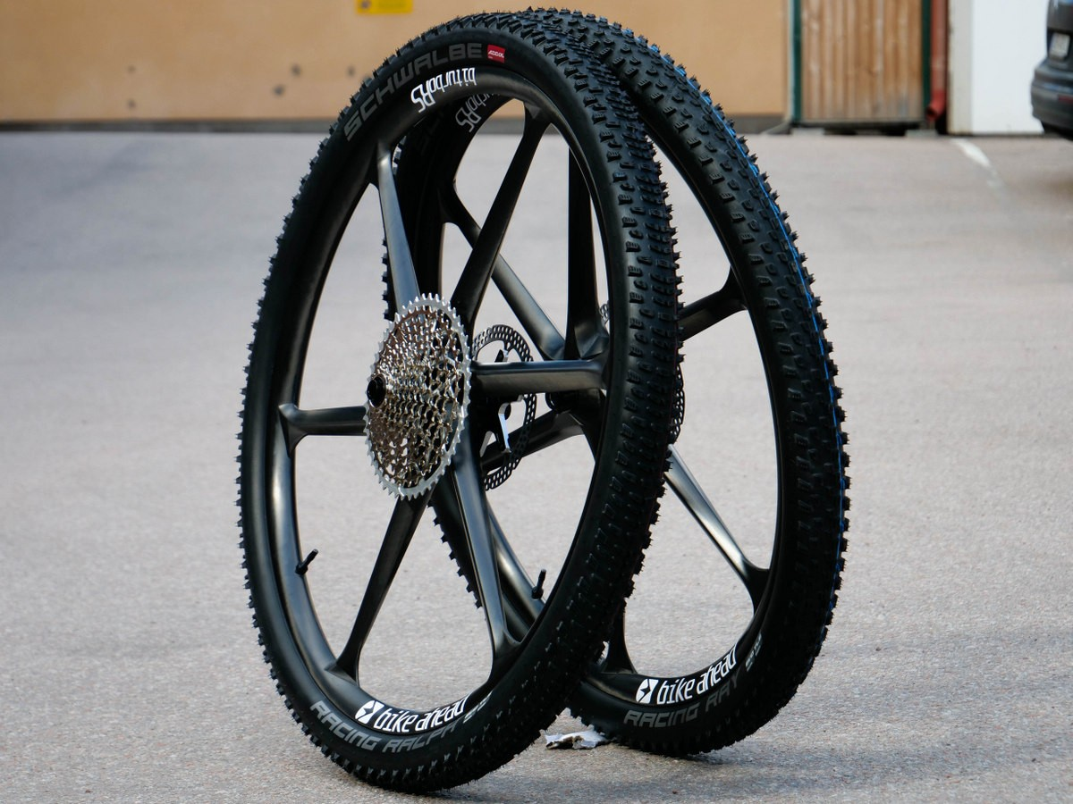 Ruote Bike Ahead Composite RS Biturbo