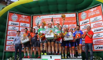 Con il podio nel Campionato italiano Team Relay la società aggiunge un altro mattone alla sua storia trentennale.