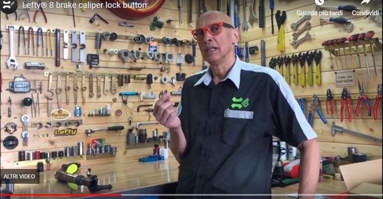 Leonardi Factory ha appena realizzato un mini kit per la Lefty Ocho