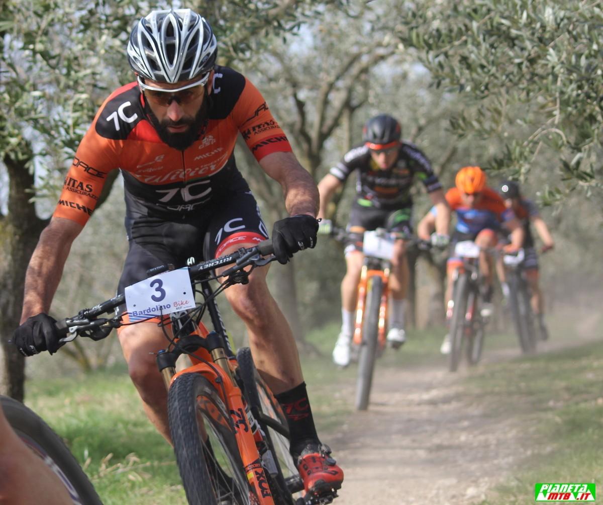 Johnny Cattaneo alla Bardolino Bike