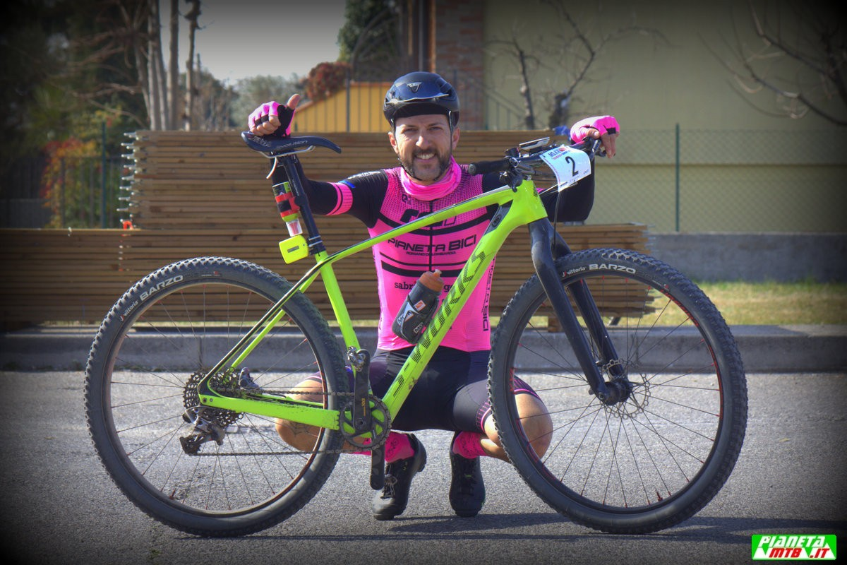Claudio Rizzotto alla Energy Marathon