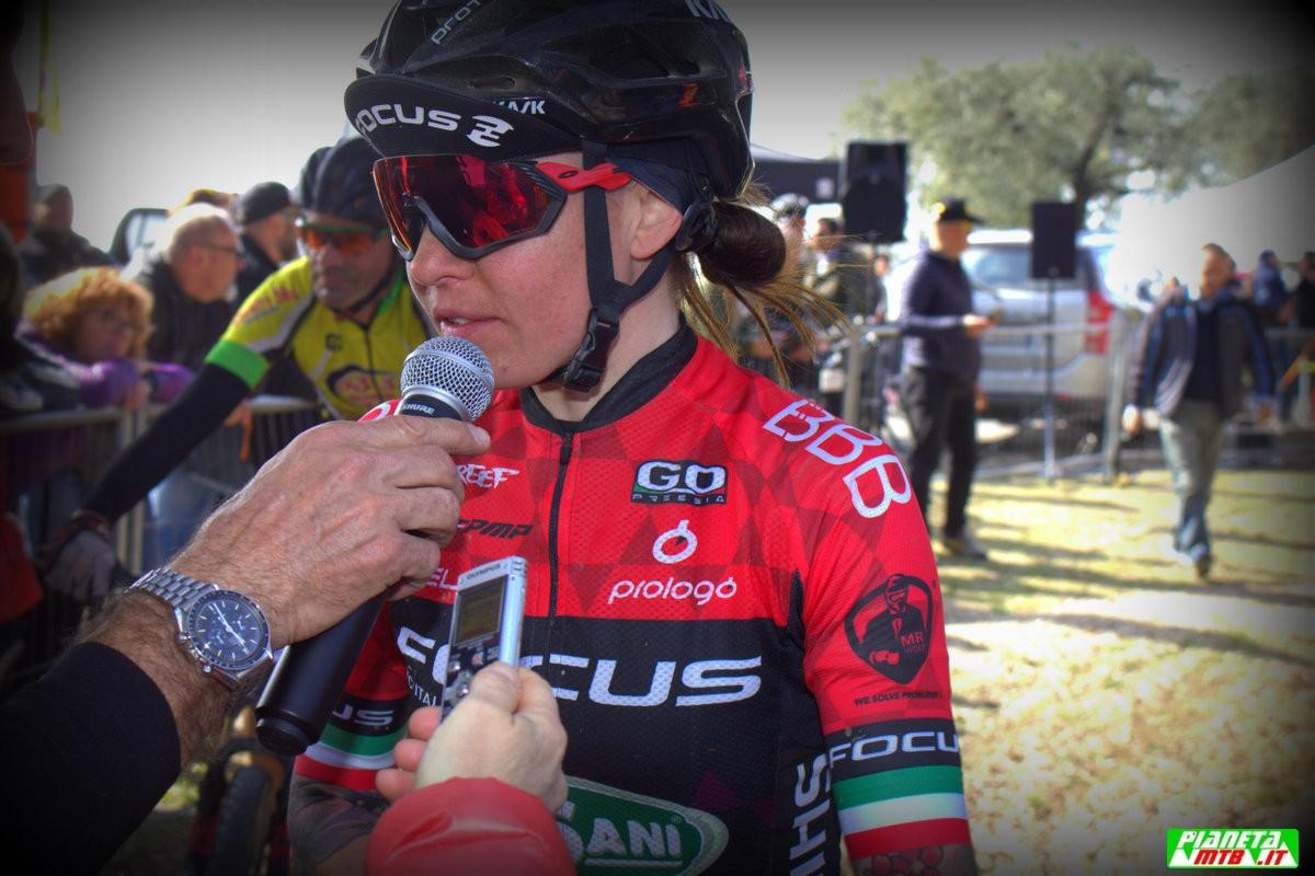 Mara Fumagalli vince Bardolino Bike