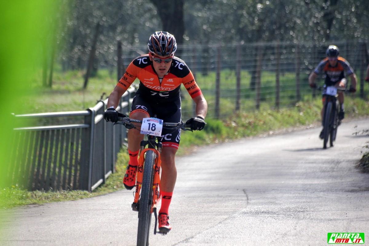 Bardolino Bike Marco Rebagliati