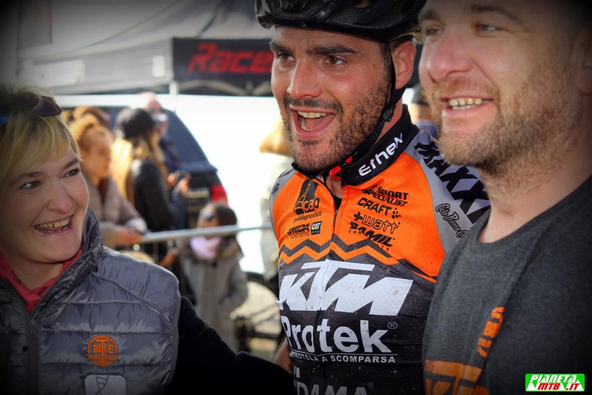 Bardolino Bike vince Mirko Tabacchi