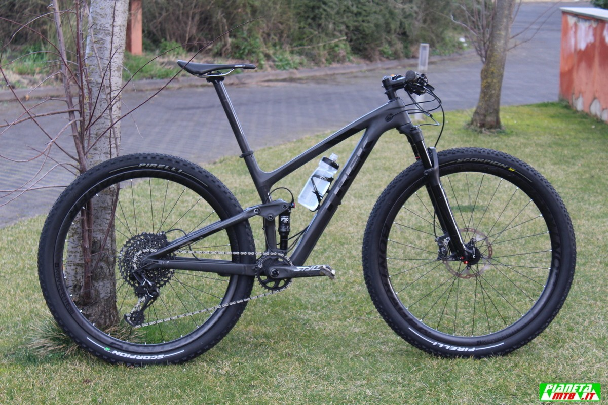 Trek Top Fuel 9.8 SL - anno 2019