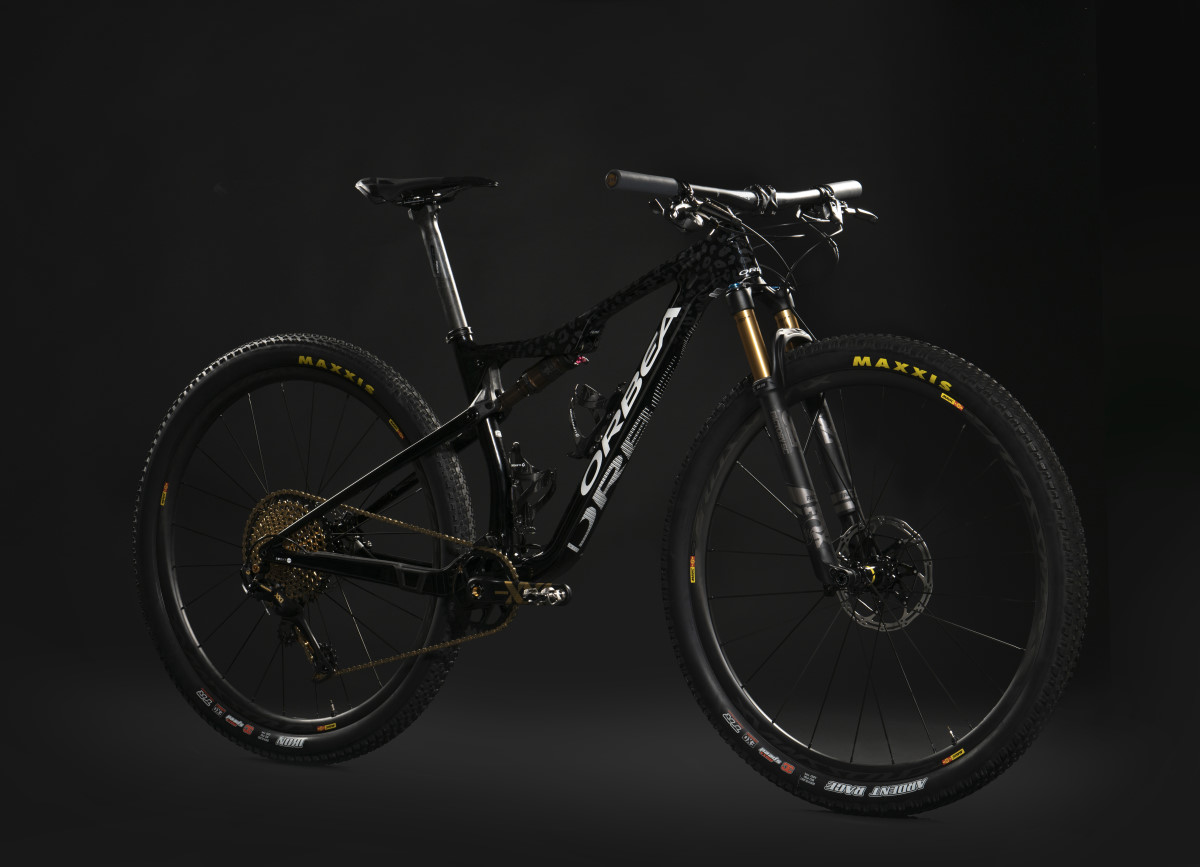 Orbea Oiz Cape Epic Special Edition