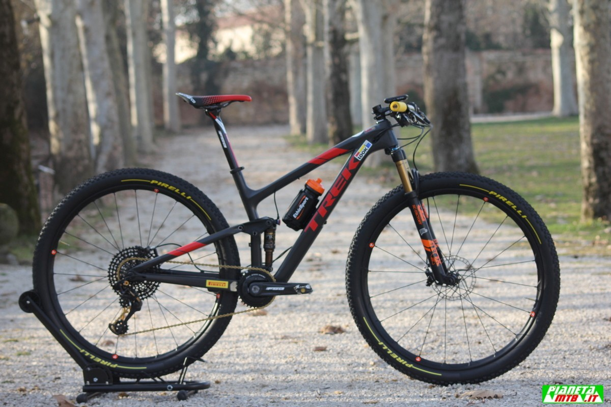 Trek Top Fuel SL Samuele Porro 2019