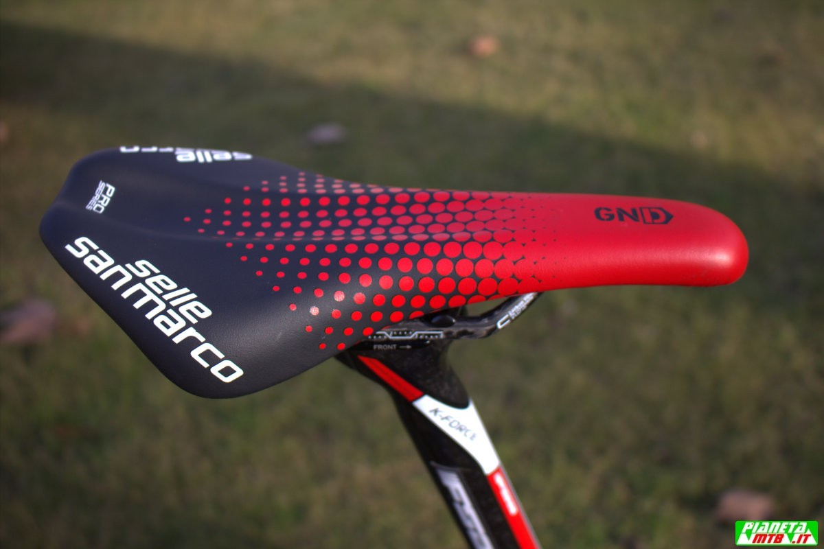 Selle San Marco GND Racing Racing Pro Series