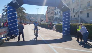 La New Bike 2008 Racing Team vince la GF Argentario con Taliani e la GF Vicari con la Nisi